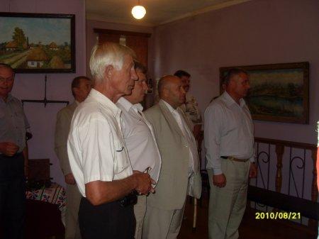 ЛЕБЕДИН ВСТРЕЧАЕТ ВЕКОВОЙ ЮБИЛЕЙ АДМИРАЛА ГОРШКОВА