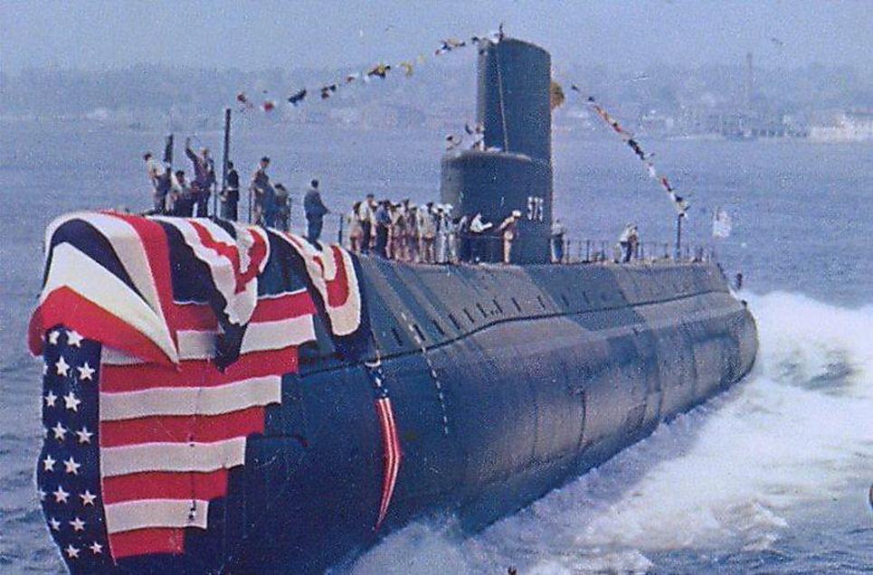 американские подводные лодки фото